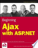 Beginning Ajax with ASP NET