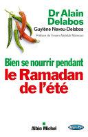 Bien se nourrir pendant le Ramadan de l   t