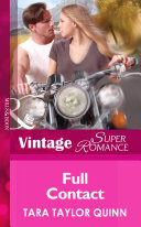 Full Contact  Mills   Boon Vintage Superromance   Shelter Valley Stories  Book 10