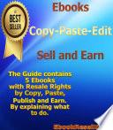 EbookCopyPaste - EbookResellEarn