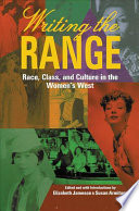 Writing the Range Western Range Offers Boundless Opportunity To Profile A