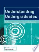 Understanding Undergraduates