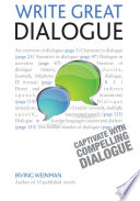 Write Great Dialogue Teach Yourself Ebook Epub