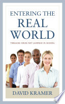 Entering The Real World