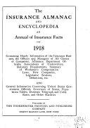 The Insurance Almanac And Encyclopedia