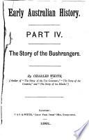The Story Of Australian Bushranging
