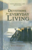 Devotions for Everyday Living