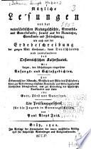 Nützliche Lesungen aus der vaterländischen Naturgeschichte, Erwerbs- und Gewerbskunde