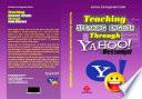 TEACHING SPEAKING (ENGLISH) THROUGH YAHOO MESSENGER