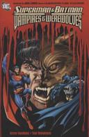 Superman and Batman Vs  Vampires and Werewolves