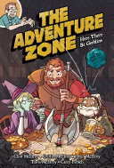 download ebook the adventure zone: here there be gerblins pdf epub