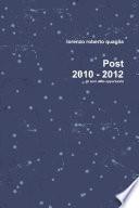 Post 2010   2012