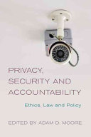 Privacy  Security and Accountability