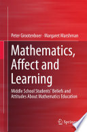 Mathematics Affect And Learning