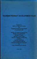 Tourism Product Development Plan