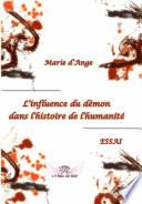 L'influence du démon dans l'histoire de l'humanité