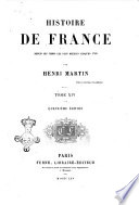Histoire de France depuis les temps les plus r  cul  s jusqu en 1789 par Henri Martin
