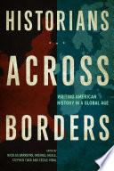Historians across Borders