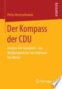 Der Kompass der CDU