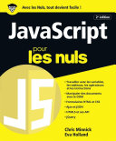 JavaScript pour les Nuls grand format  2e   dition