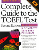 Heinle   Heinle s Complete Guide to the TOEFL Test