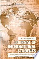 Journal Of International Students 2016 Vol 6 3