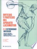Ortesis y pr  tesis del aparato locomotor