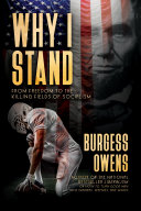 Why I Stand Book