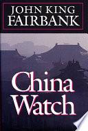 China Watch book