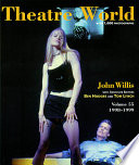 Theatre World 1998-1999