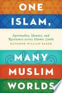 One Islam  Many Muslim Worlds