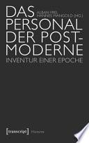 Das Personal der Postmoderne