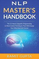 Nlp Master S Handbook