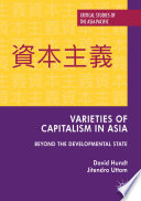 Varieties of Capitalism in Asia