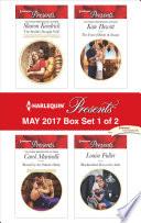Harlequin Presents May 2017 Box Set 1 Of 2