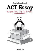 The College Panda s ACT Essay