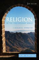 Religion in the Contemporary World