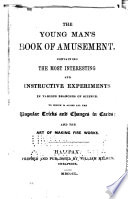 The Young Man S Book Of Amusement