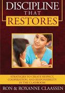 Discipline That Restores