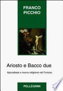 Ariosto e Bacco due