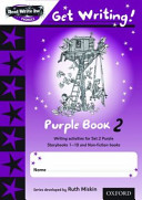 Read Write Inc  Phonics  Get Writing   Purple Book 2 New Edition