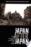 Japan After Japan