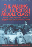 The making of the British middle class
