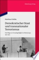Demokratischer Staat und transnationaler Terrorismus