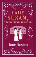 download ebook lady susan, the watsons, sanditon pdf epub