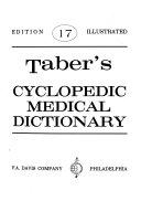 Taber s Cyclopedic Medical Dictionary