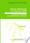 Human Resources im Internet 2006