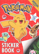 The Pokemon Sticker Book