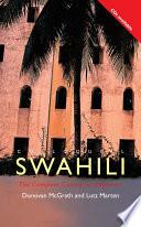 Colloquial Swahili