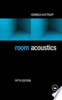 Room Acoustics  Fifth Edition